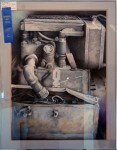 "1st Place - Original Art - $50""Machine Age - I""Anne Owens"