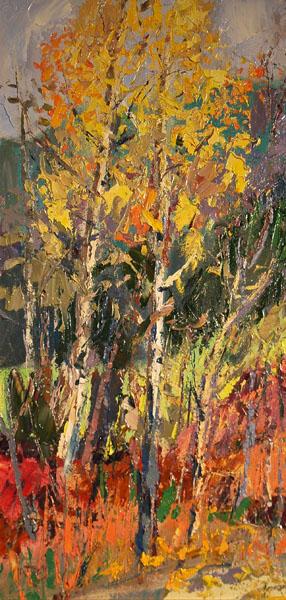 Colorado FrameSmith Award #3, Mark Day, So Much Color,…So Little Time