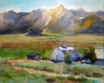 """Judsons Award #1""""Wet Mountain Valley"""" by Anita Winter"""