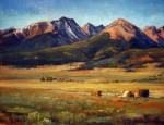 """H.R. Meininger Co. Award""""Morning View"""" by Sarah Woods"""