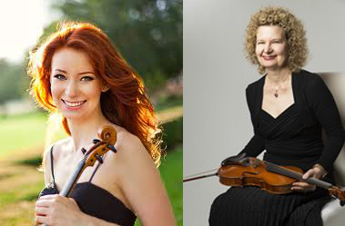 Violinist Duo to Perform Benefit for SAG August 5   Sangres Art Guild