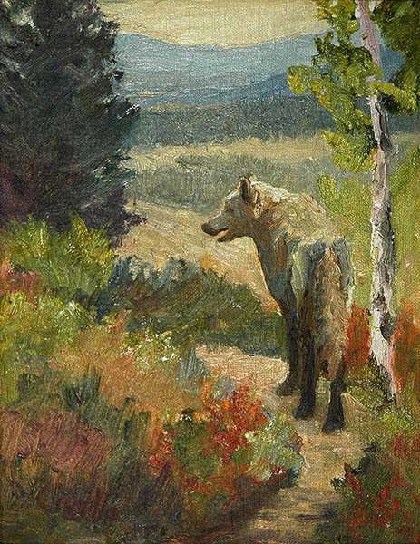 Wolf Magic by Rita Cirillo